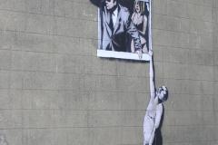 Banksy - Bristol, Park Street